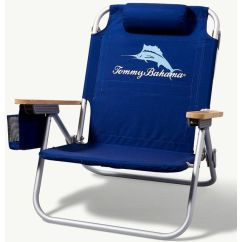 Back Pack Beach Chairs Dining Chair Covers Walmart Lyst Tommy Bahama Blue Marlin Deluxe Backpack In For Men