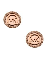Michael kors Earrings in Metallic | Lyst