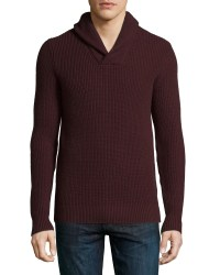 Shawl Collar Sweater - Jumpers Sale