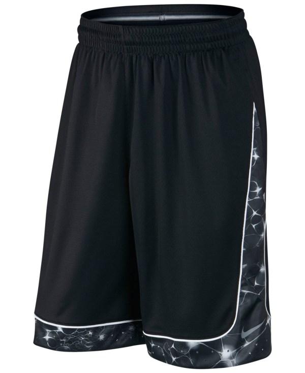 Nike Lebron Helix Elite Dri-fit Basketball Shorts In Black