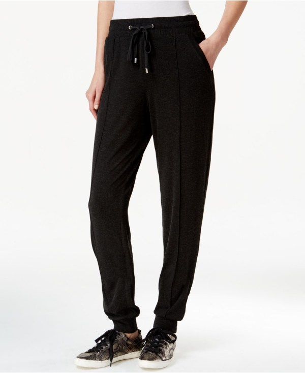 Lyst - International Concepts Jogger Pants In Black