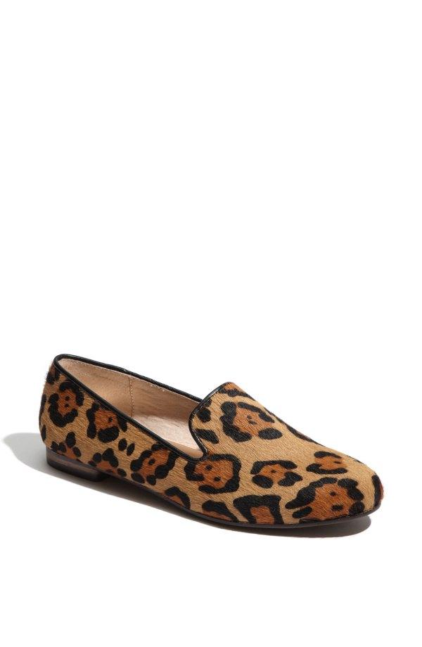 Steven Steve Madden Madee Slip- In Animal Leopard