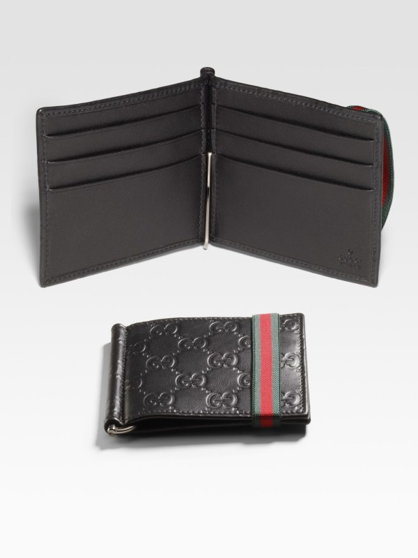 Gucci Wallet with Money Clip