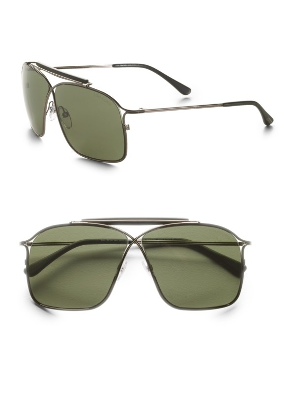 Tom Ford Aviator Sunglasses Men