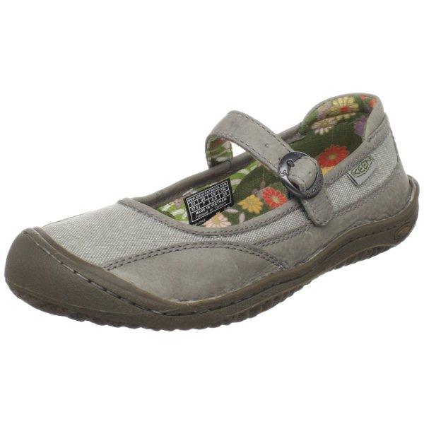 Keen Summer Golden Mary Jane In Gray Drizzle Lyst
