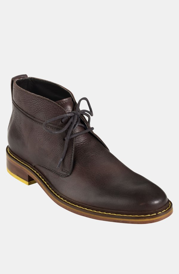 Cole Haan Air Colton Winterized Chukka Boot In Brown Men Dark Lyst