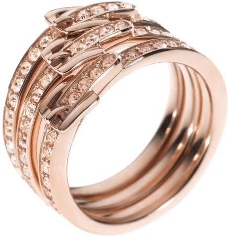 Rose Gold Rings Michael Kors Rose Gold Rings For Women