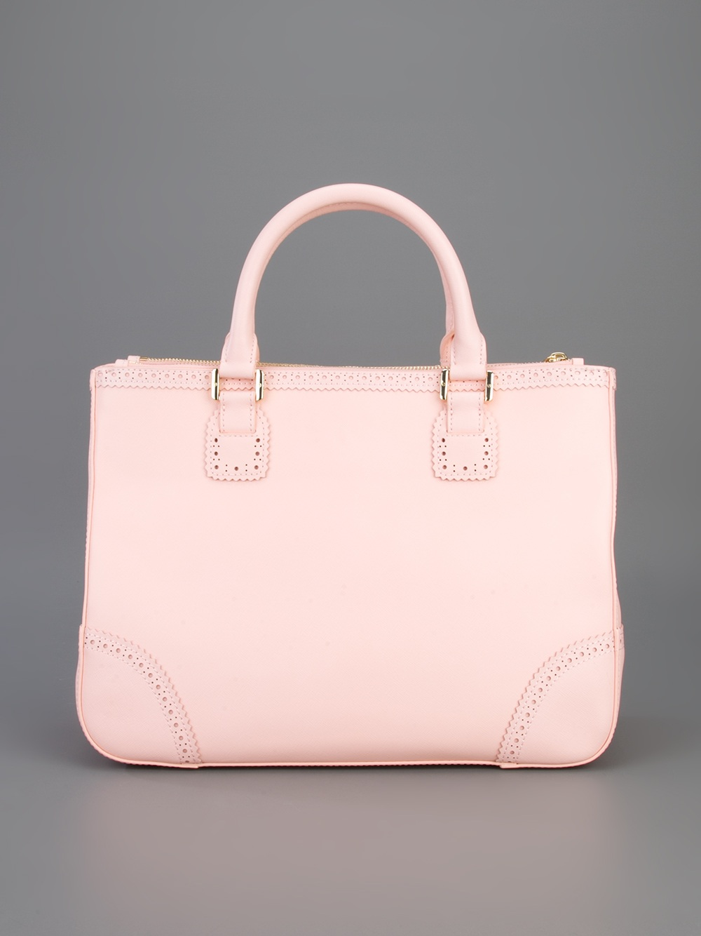Tory Burch Robinson Spectator Bag in Pink  Lyst