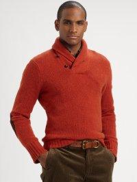 polo ralph lauren shawl neck sweat cardigan