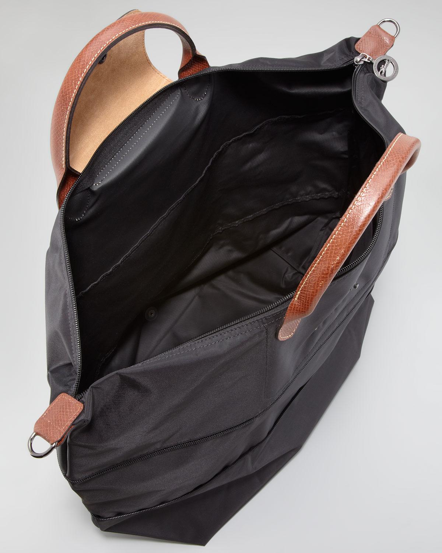 monogrammed lingerie bag