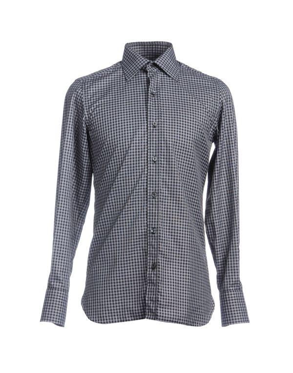 Tom Ford Shirts In Black Men Lyst