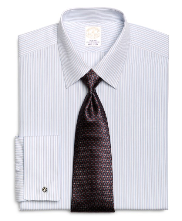 Lyst - Brooks Brothers Golden Fleece Madison Fit French