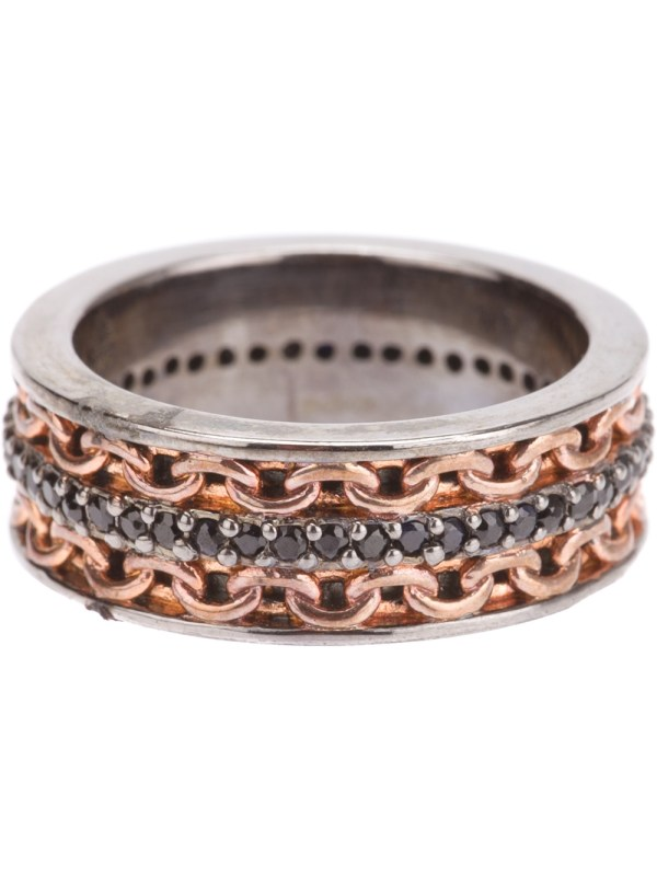 Stephen Webster Alchemy In Uk Ring Gray Metallic