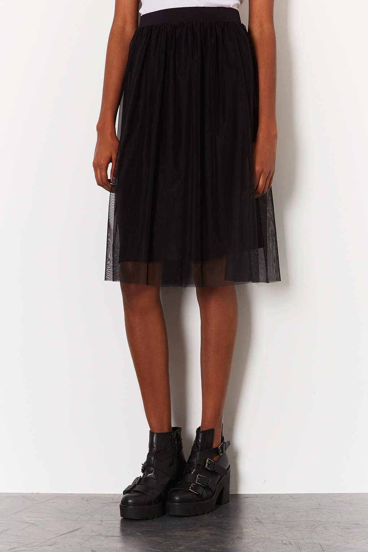Skater Skirt Boots