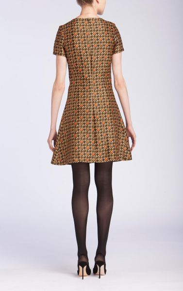 Brown Zoe Dress