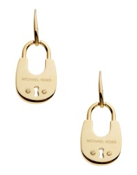 Lyst - Michael Kors Earrings in Metallic
