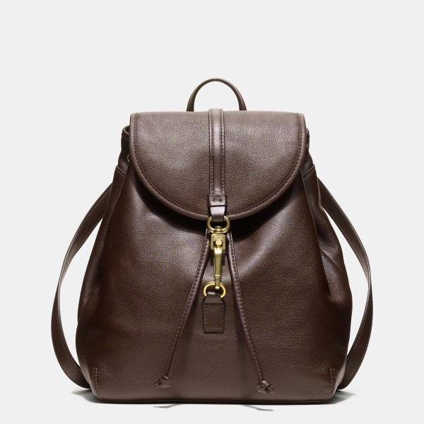 Coach Studio Legacy Backpack In Leather Brown Lyst