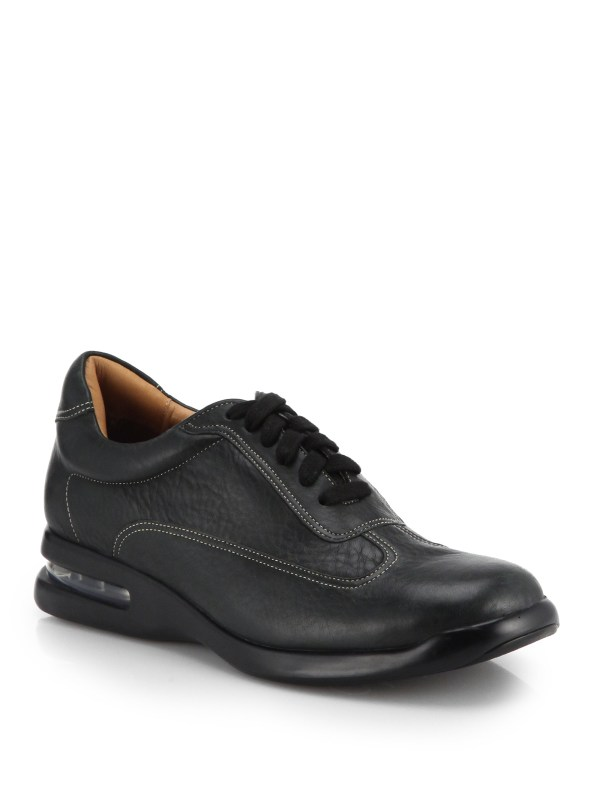 Lyst - Cole Haan Air Conner Laceup Oxfords In Black Men