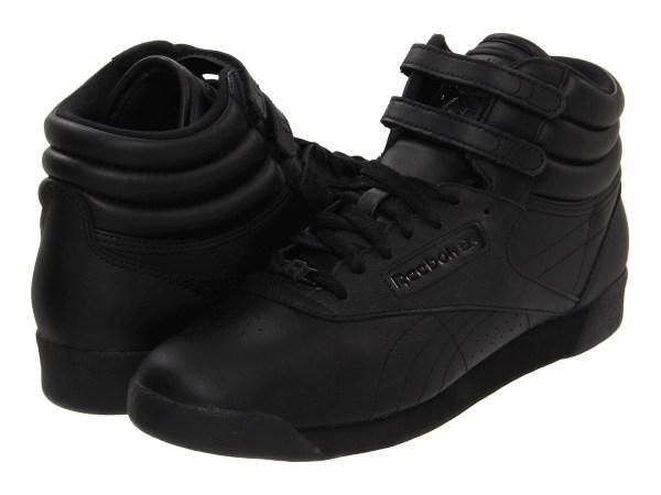 Reebok Freestyle In Black Men Lyst