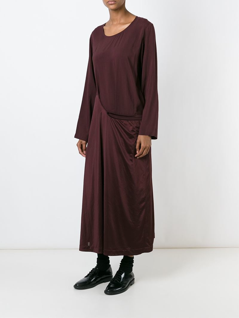 Comme des garons robe De Chambre Dress in Red  Lyst
