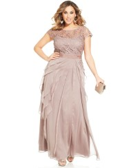 Adrianna Papell Plus Size Formal Gowns | Gowns Ideas