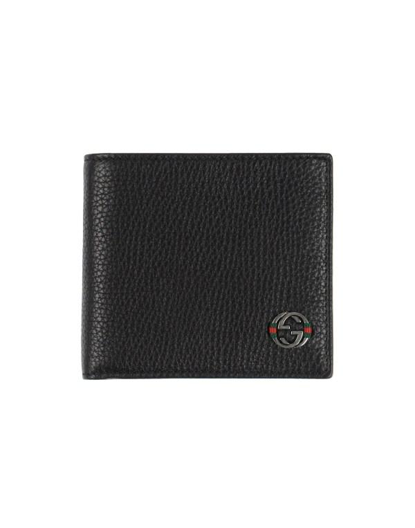 Lyst - Gucci Wallet In Black Men