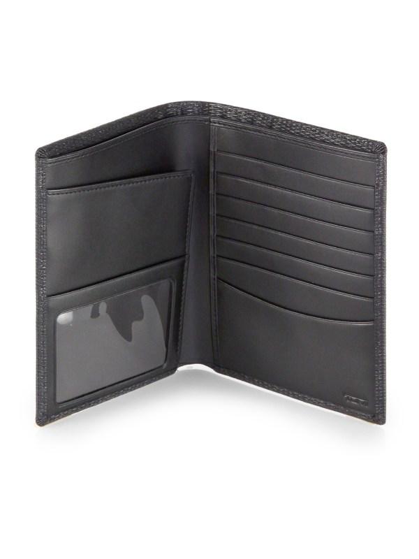 Tumi Passport Case In Black Men Lyst