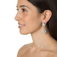 Loren hope Abba Earrings, Crystal in Multicolor | Lyst