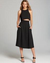 Black Halo Dress - Sanibel Two Piece in Black | Lyst