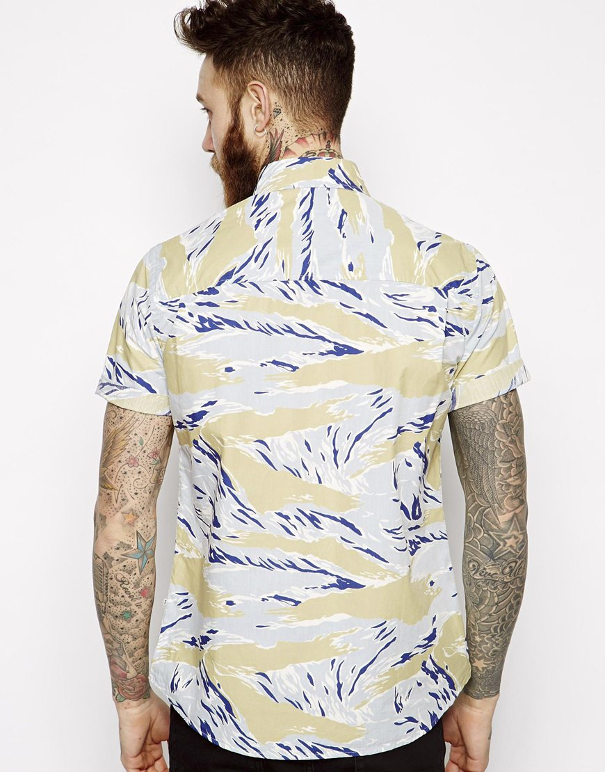 Sleeve Stafford Dress Short Shirt