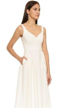 Lyst - Jill Jill Stuart Sweetheart Fit And Flare Dress in ...