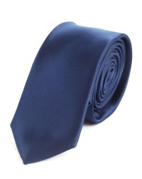 Menlook label Medlar Navy Blue Tie in Blue for Men | Lyst
