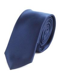 Menlook label Medlar Navy Blue Tie in Blue for Men   Lyst