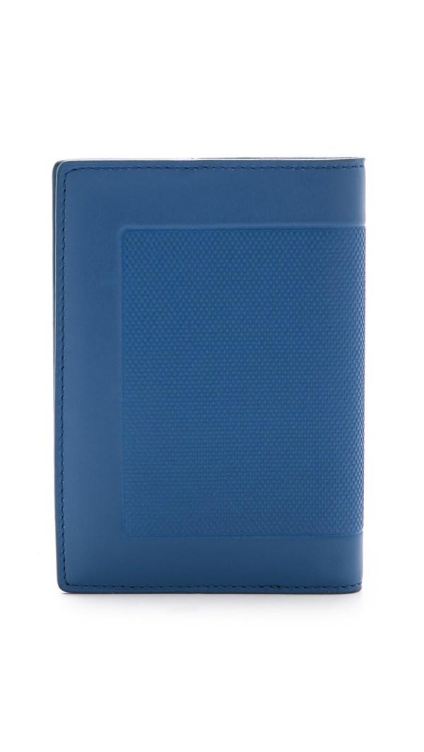 Lyst - Tumi Passport Cover Atlantic In Blue