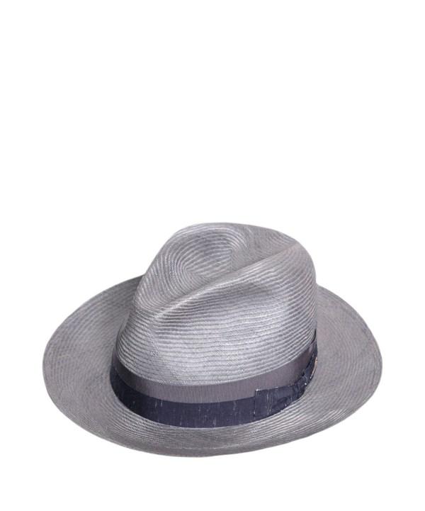 Superduper Hats Straw Duke Hat In Gray Men Lyst