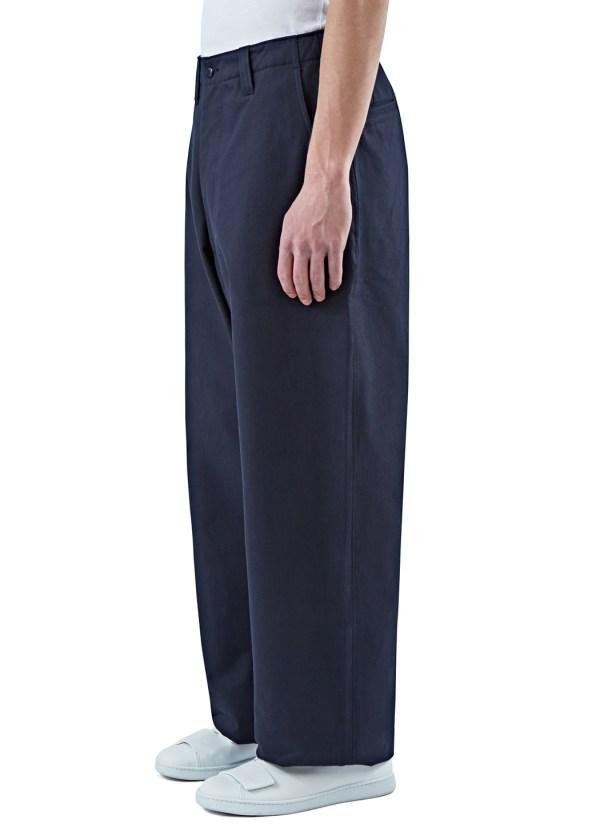 Lyst - . Tautz Men' Core Wide Leg Field Pants In Navy