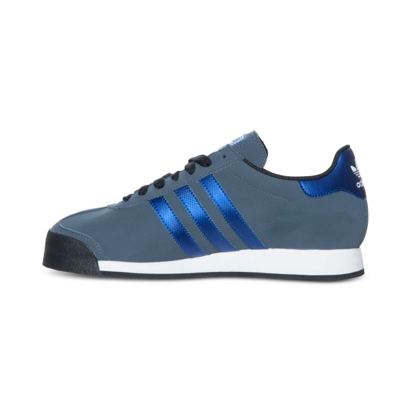 Lyst Adidas Samoa Sneakers in Blue for Men
