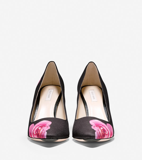 Cole Haan Bradshaw Pump 85mm - Pointy Toe In Black Lyst