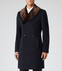 Men's Shawl Collar Coat Related Keywords