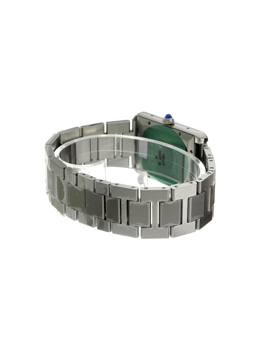 Lyst Cartier Tank Solo Analog Watch