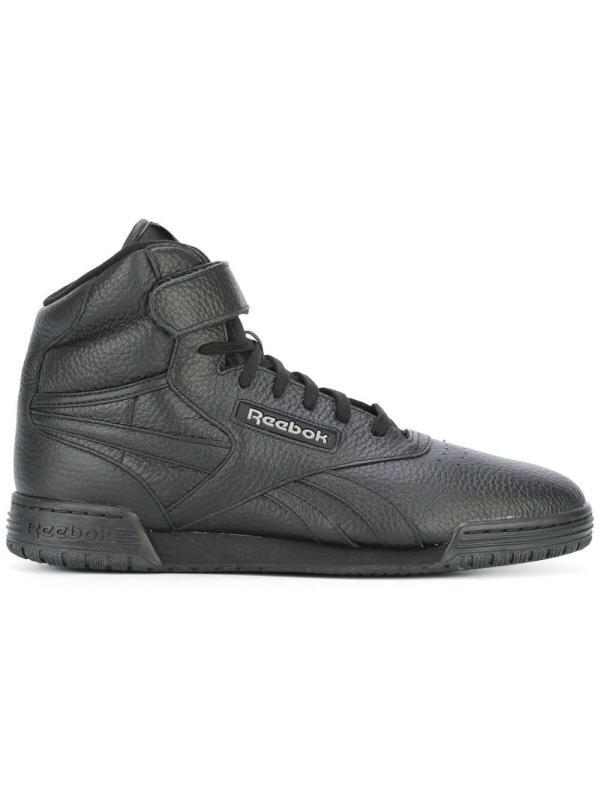 Gosha Rubchinskiy X Reebok Classic -top Sneakers In