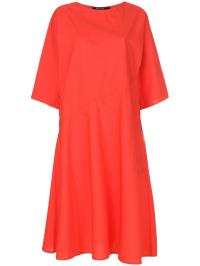 Lyst - Sofie D'Hoore Mid-length Shift Dress in Red