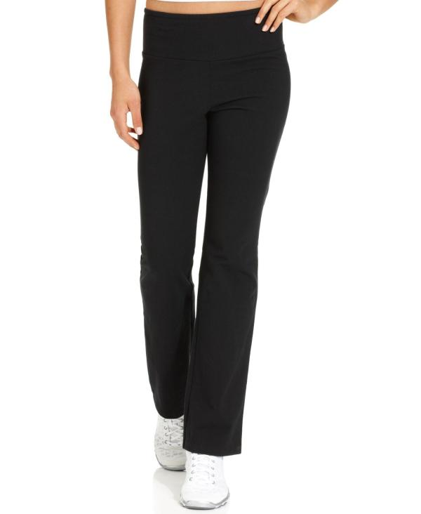 Style and Co Tummy Control Pull On Pants