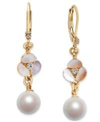 Kate spade new york Gold-tone Imitation Pearl Decorative ...