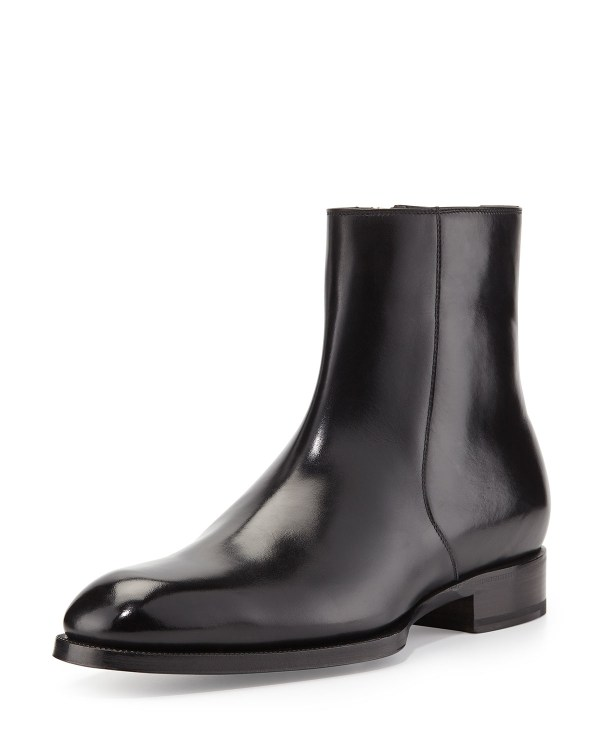 Tom Ford Edward Zip Boot