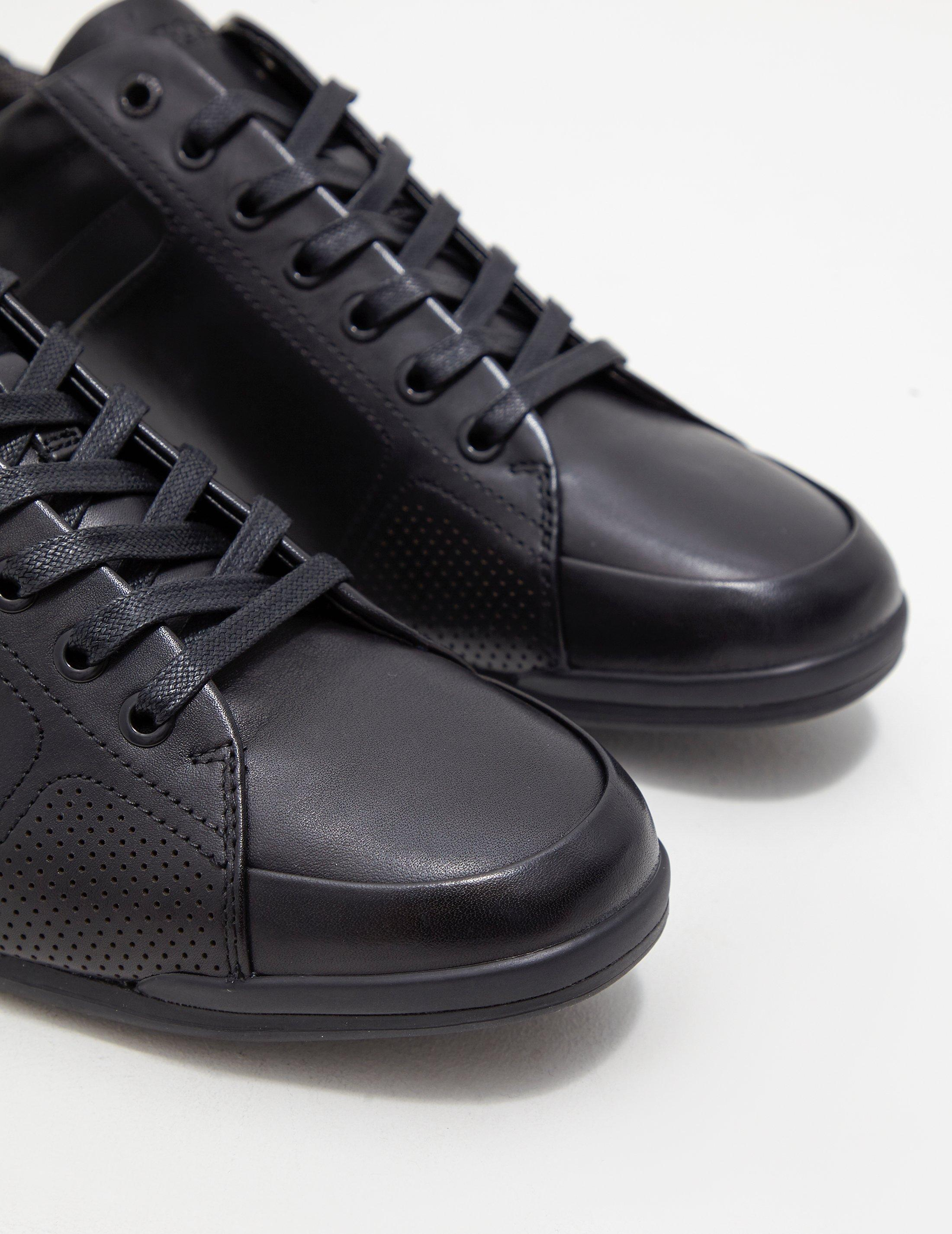a030cc1523 Lyst Boss Mens Saturn Leather Black In Black For Men Save 0  4854368932038824 · Boss Mens Saturn Leather Black · Boss Saturn Low Lux 4  Sneakers ...