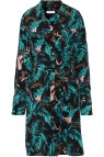Equipment Delany Printed Washed-silk Shirt Dress Lyst