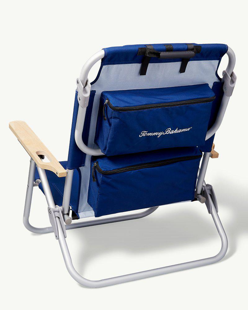 tommy bahamas beach chair wedding cover hire yorkshire lyst bahama blue marlin deluxe backpack in for men