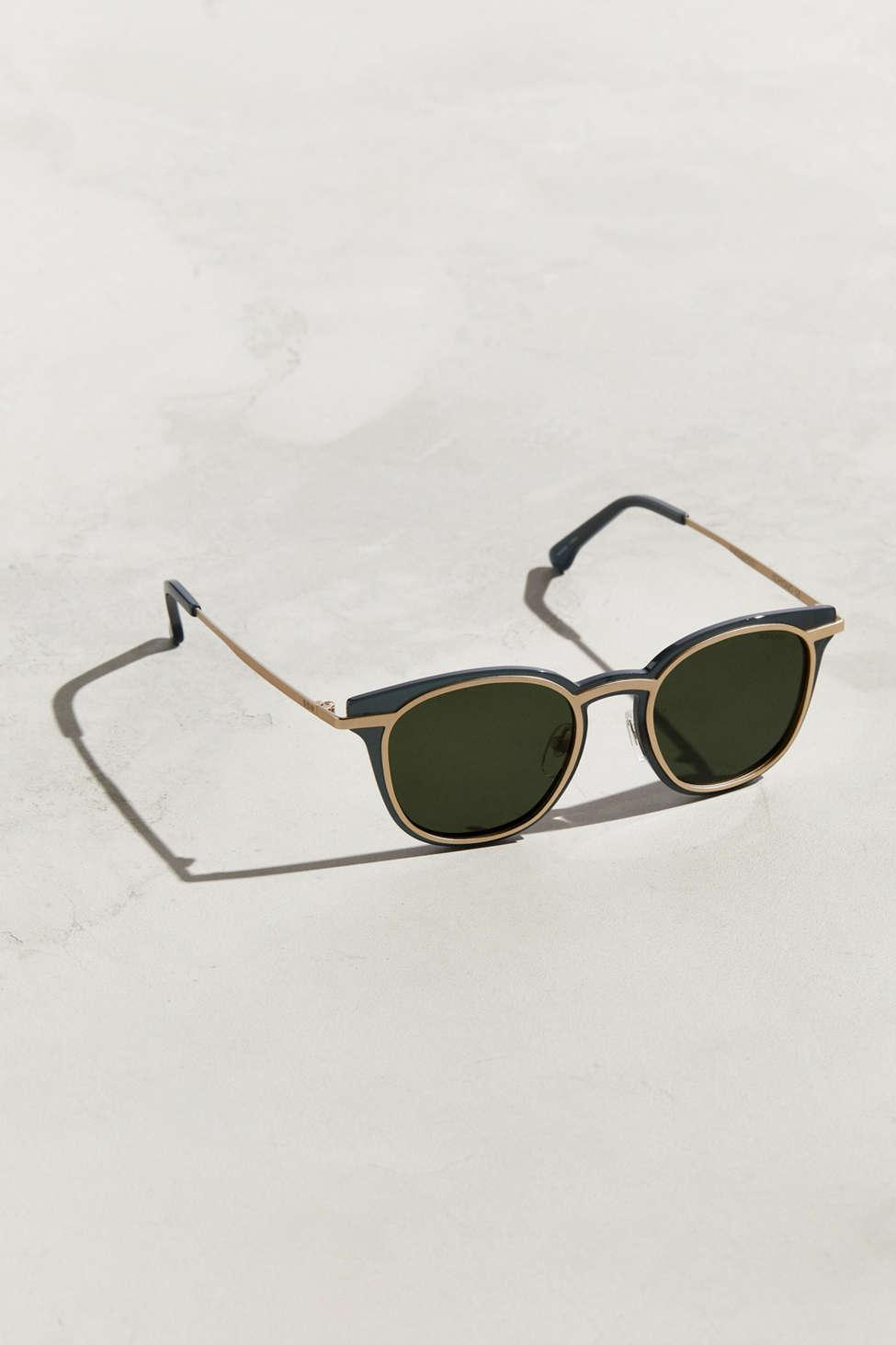 Komono Sydney Sunglasses in Green for Men - Lyst