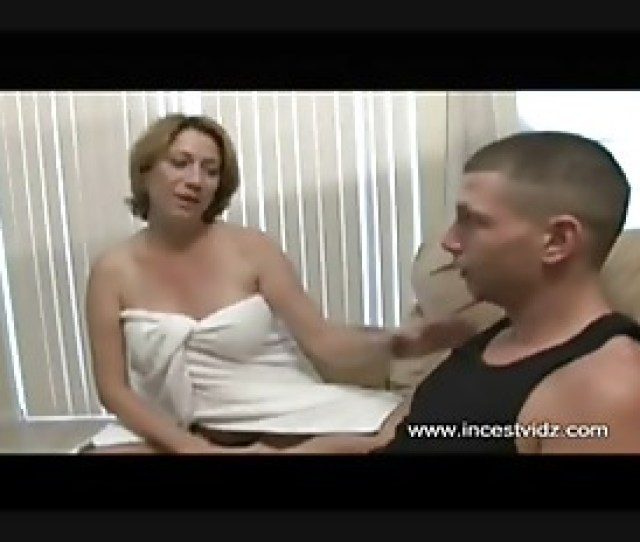 Caught Spying On Step Mom And Given A Handjob
